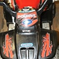 PEG Perego Sport Ride on Scooter S023196F #Rosettenvillepawnshop