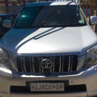 Toyota Prado 2010 exellent condition !! One owner - Urgent