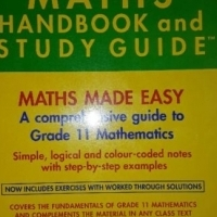 Maths Handbook And Study Guide - Grade 11 - Kevin Smith.