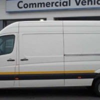 VW Crafter 50 LWB 80 kW Panel Van