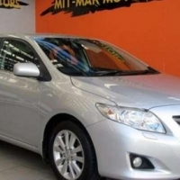 Toyota Corolla 2.0D-4D Exclusive