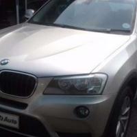 BMW X3 xDrive20i auto