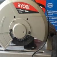 Ryobi steel cutter 2200w