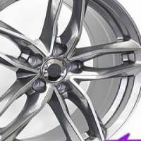 "17"" Evo EV-690 Design 5/100 Alloy Wheels"