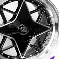 """17"""" Flawless Ninja 4/100 & 4/114 Alloy Wheels"""