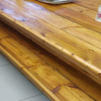 New Old Oregon Table Benches