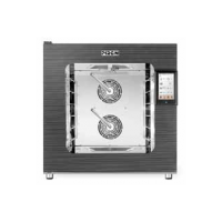 COMBI STEAM OVEN PIRON [COLOMBO] - 6 PAN GN1/1 - TOUCH