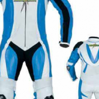Motorbike Leather Custom Racing Suits