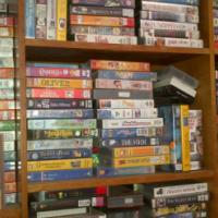 Original VHS Movies
