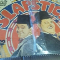 Very old slapstick board game
