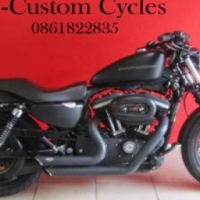 Well Looked After 2009 Sportster 883 Iron!