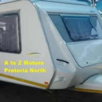 2007 Gypsey Romany Caravan