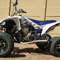 Very neat and well looked after 2008 YAMAHA yfz 450 *Special Edition*