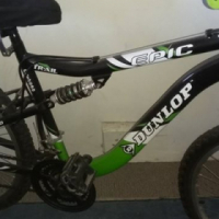 Bicycle Dunlop.