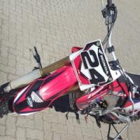 Honda CRF450R 2006