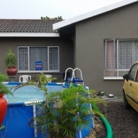 2532 sqm land with two bedroomed house in Amanzimtoti