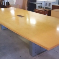 Stock clearance - 16 Seater Beech Boardroom table
