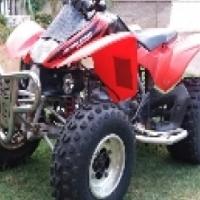 Honda sportrax 250cc semi auto quad,must go today