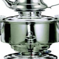 Tiger Samovar electric tea urn 220v (P.O.R)