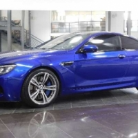BMW MSeries M6 Coupe
