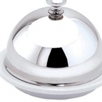Infiniti butter bell with porcelain holder, 90mm (P.O.R)