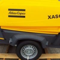 Brand new Unused 130 cfm Air compressor- atlas copco xas67