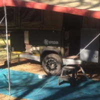 2015 INVADER 4X4 CAMPING TRAILER