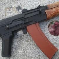 Battery-powered AK47 PELLET GUN