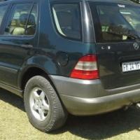 2000 Merceds Benz ML270 CDI - For sale , Swop or Trade