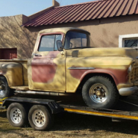 1955 Chevy Apache for Sale