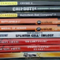 11 PC games in perfect condition