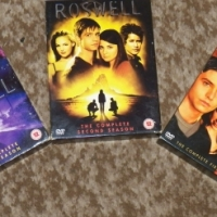 DVD series for sale