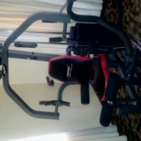 TROJAN POWER STACK 500 Combination Home Gym