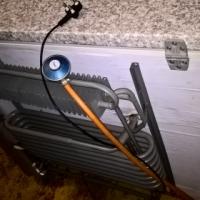 Zero GF215 Gas/Electric Chest Freezer