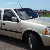 2007 GWM double cab full house very neat inside and outside low mileage nothing to be done