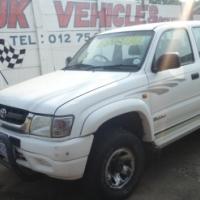 Toyota Hilux 2.7 Petrol Double cab Excellent Condition