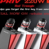 **BRAND NEW** Smok H-Priv Kit with LED screen (sealed in box) WAS R1899