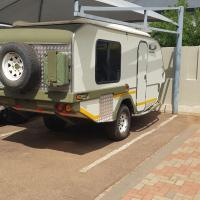Jurgens Explorer 4 x 4 Off Road Caravan For Sale