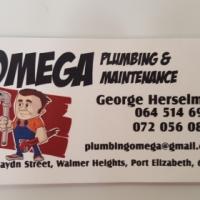 Omega plumbing and maintenance