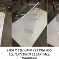 LECTERNS – PODIUMS – PULPITS FOR SALE!