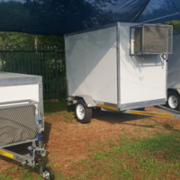 Mobile coldrooms
