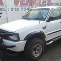 Ford Courier 2.5 Diesel  Single cab  4x4  Excellent Condition