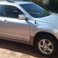 2006 outlander 2.4 auto