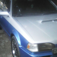 MAZDA 323 TO SWOP FOR BIKE