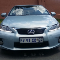 2012 Lexus CT200H Hybrid 124000km.FUEL SAVER! Consumption is 4,7/100,Excellent Condition.Like NEW