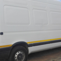 Nissan Interstar Panel Van