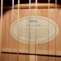 Yamaha Guitar