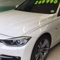 BMW 3 Series 320 D M-Sport A/T