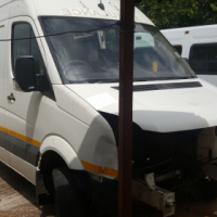VW Crafter 2.5 body for sale