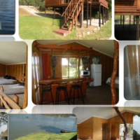 Vaal River Front Accommodation - Cabins. Sleeps 5 from R 700.00 per night. Only one hr from JHB